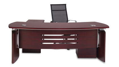 Harrison Desk - Mahogany