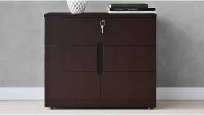 Hayes Cabinet Small - Dark