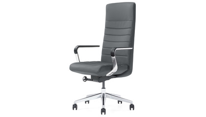 Hughes Leather Executive Chair