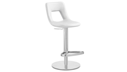 Jazz Bar Stool - Round Flat Base