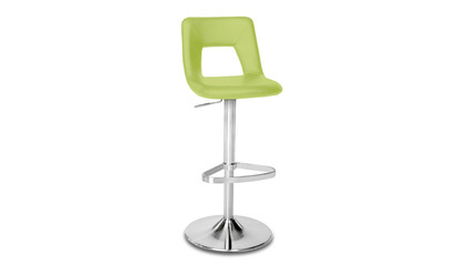Jazz Bar Stool - Lime Green
