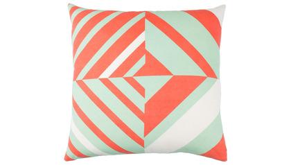 Lina Diagonal Throw Pillow