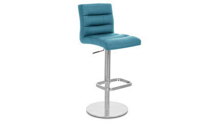 Lush Bar Stool - Round Flat Base