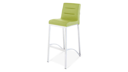 Lynx Lime Green Bar Stool