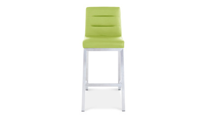 Lynx Counter Stool - Lime Green