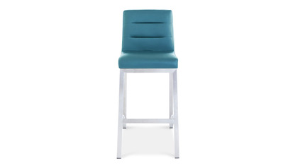 Lynx Counter Stool - Teal