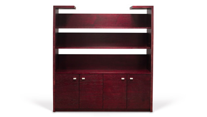 Madison Shelf - Mahogany