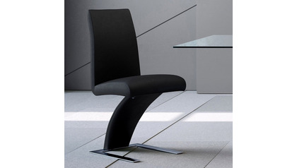 Mesa Dining Chair - Black
