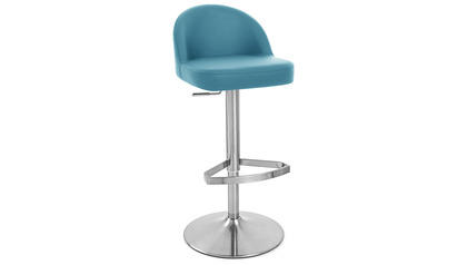 Mimi Teal Bar Stool