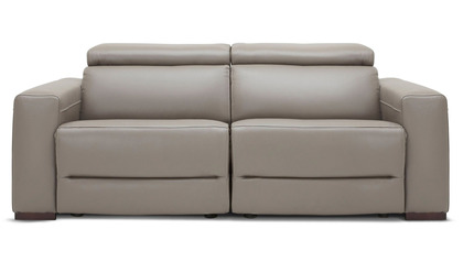 Mirage Reclining Loveseat - Slate