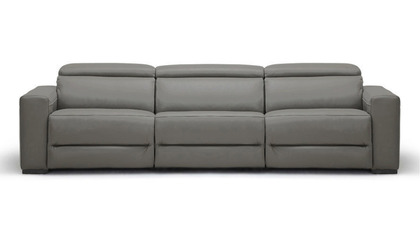 Mirage Reclining Sofa - Slate