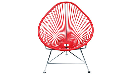 Acapulco Chair - Chrome Frame