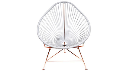 Acapulco Chair - Copper Frame