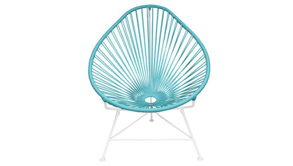 Baby Acapulco Chair - White Frame
