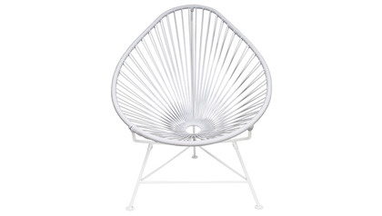 Acapulco Chair - White Frame
