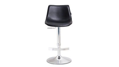 Domino Bar Stool - Black