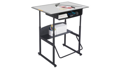 "AlphaBetter Desk, 36 x 24"" Premium Top"