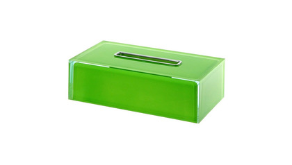 Rainbow Tissue Box - Long