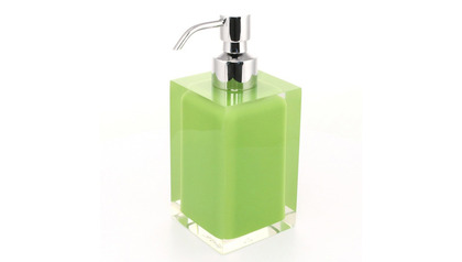 Rainbow Soap Dispenser - Curved Pump