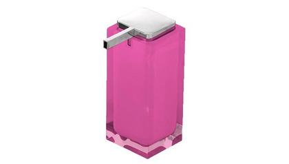 Rainbow Soap Dispenser - Straight Pump