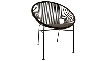 Concha Chair - Black Frame