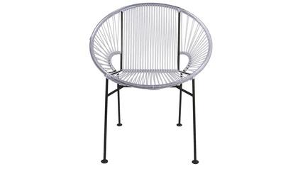 Concha Chair - Black Frame
