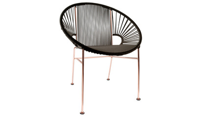 Concha Chair - Copper Frame