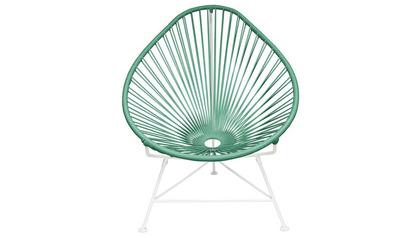 Acapulco Chair - White Frame