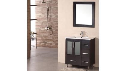 """Alexander 32"""" Single Sink Vanity Set"""