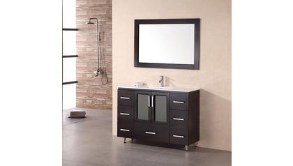"""Alexander 48"""" Single Sink Vanity Set"""
