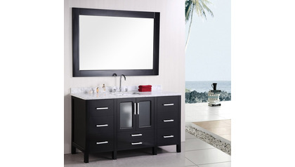 "Alexander 60"" Single Sink Vanity Set"