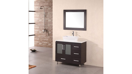 "Alexia 36"" Single Sink Vanity Set"