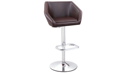 Anders Bar Stool - Brown