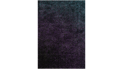Constellation Midnight Shag Rug