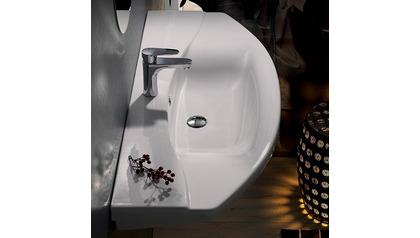 Focus Rectangle Ceramic 55 Inch Sink