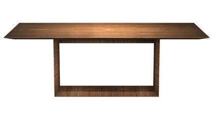 Galice 87 Inch Rectangular Dining Table - Walnut