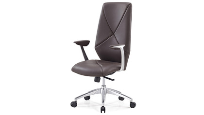 Hearst Leather Executive Chair