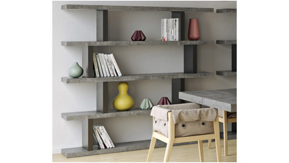Helio High Shelving Unit