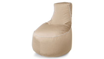 Hip Chik Sunbrella Outdoor Bean Bag