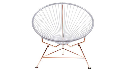 Innit Chair - Copper Frame