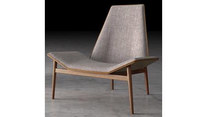 Kam Lounge Chair