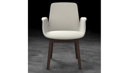Marin Arm Chair - Silver Birch