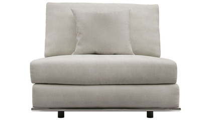 Persis Armless Sofa Chair