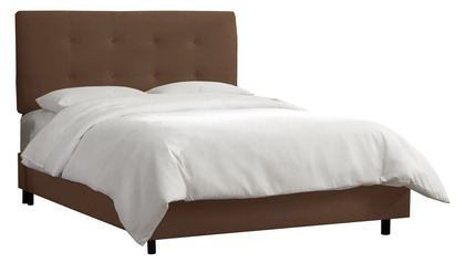 Reanna Tufted Bed - Twin
