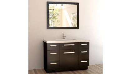 "Rissa 48"" Single Sink Vanity Set"