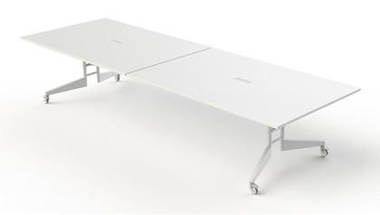 NOMAD Folding Conference Table