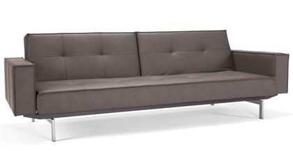 Sofi Split Back Sofabed with Armrests