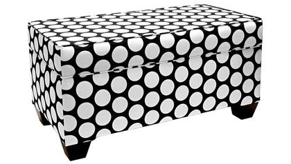 Tiana Upholstered Storage Bench