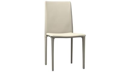 Valen Dining Chair - Set of 2 - Eggshell