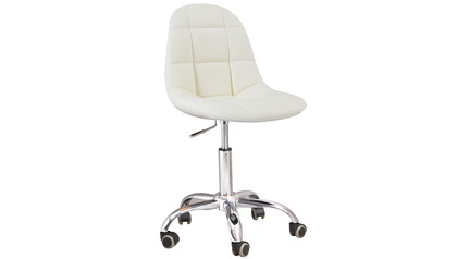 Rochelle Office Chair - White